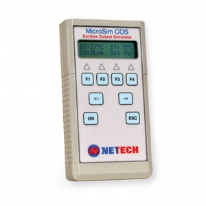 Netech Microsim COS - Cardiac Output Simulator - Chivaune Technologies Australia