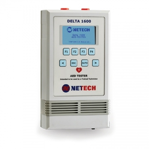 Delta 1600 Defibrillator AED Analyser- Netech Biomedical Instruments - Chivaune Technologies Australia and New Zealand