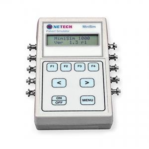 Netech Minisim 1000 ECG Simulator - Chivaune Technologies Australia