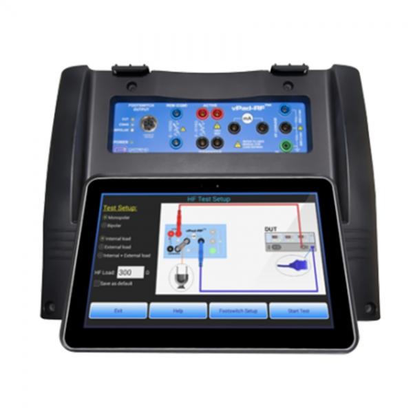 DaTrend vPad-RF ESU Analyser - distributed by Chivaune Technologies Australia and New Zealand