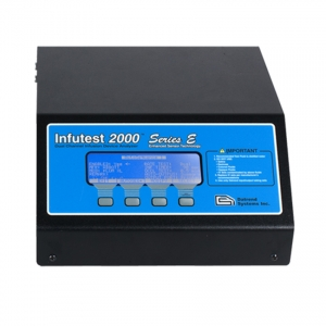 Infutest 2000 Dual-Channel Infusion Device Analyser