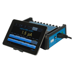 DaTrend vPad-ES 2 Electrical Safety Analyser - Chivaune Technologies biomedical test equipment Australia and New Zealand