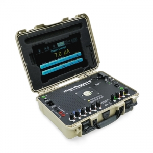 vPad rugged 2 electrical safety analyser Datrend Systems - biomedical test equipment Australia and New Zealand