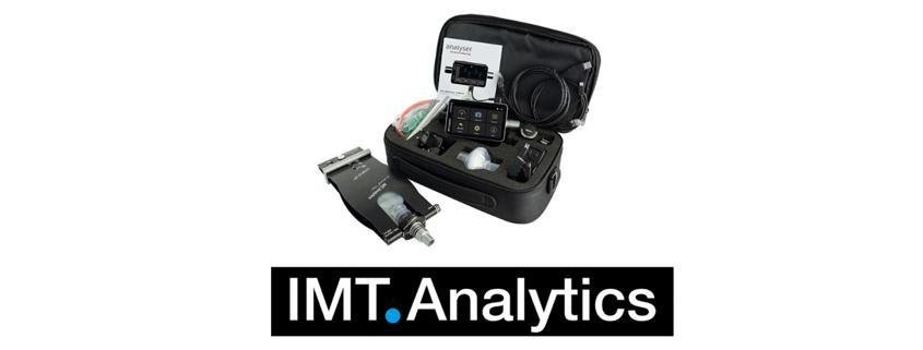 CITREX H4 gas flow analyser ventilator test
