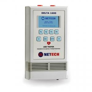 netech delta 1600 automated external defibrillator analyser AED