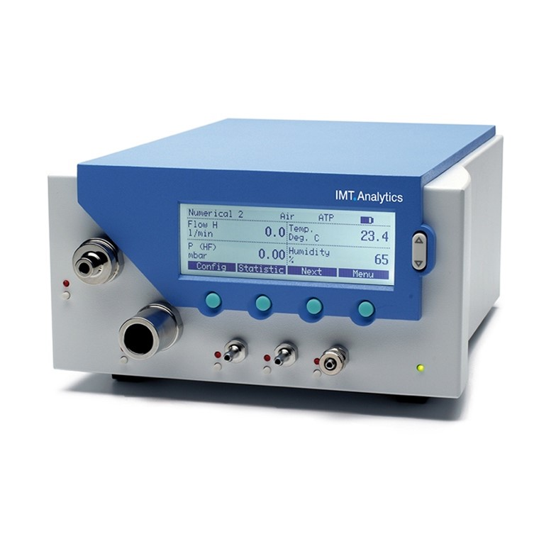 Gas Flow Analysers from IMT Analytics